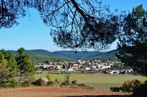 Rofes, La Llacuna, Valls de l'Anoia