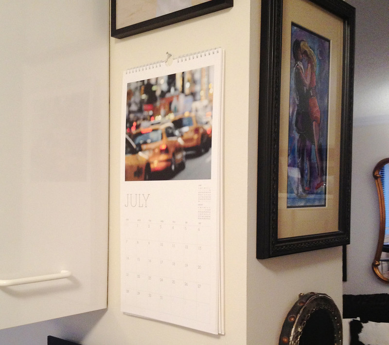 2013 Calendar Giveaway
