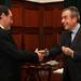 """04/12/2012 - DeustoForum con Miguel Lerín: """"Voces míticas verdianas"""""""