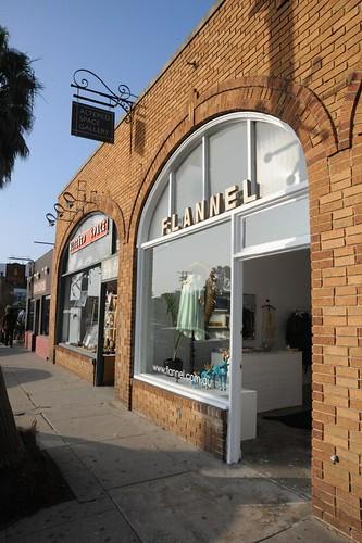 Flannel Abbot Kinney Venice Beach