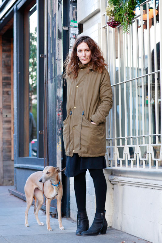 coco_jovich street style, street fashion, women, San Francisco, Valencia Street