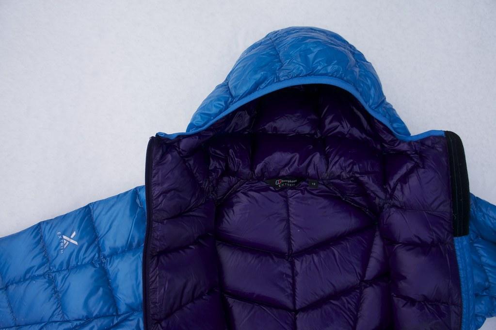 Berghaus Ilam Jacket | Hood