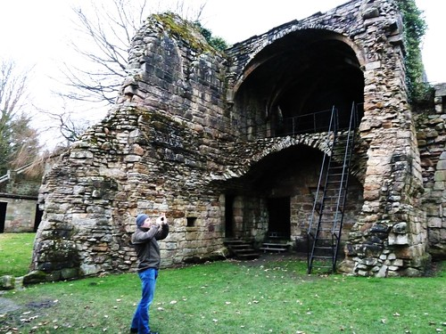Culross Abbey, Scotland