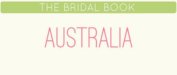 australia wedding vendors
