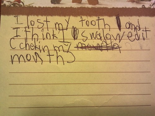tooth fairy affidavit
