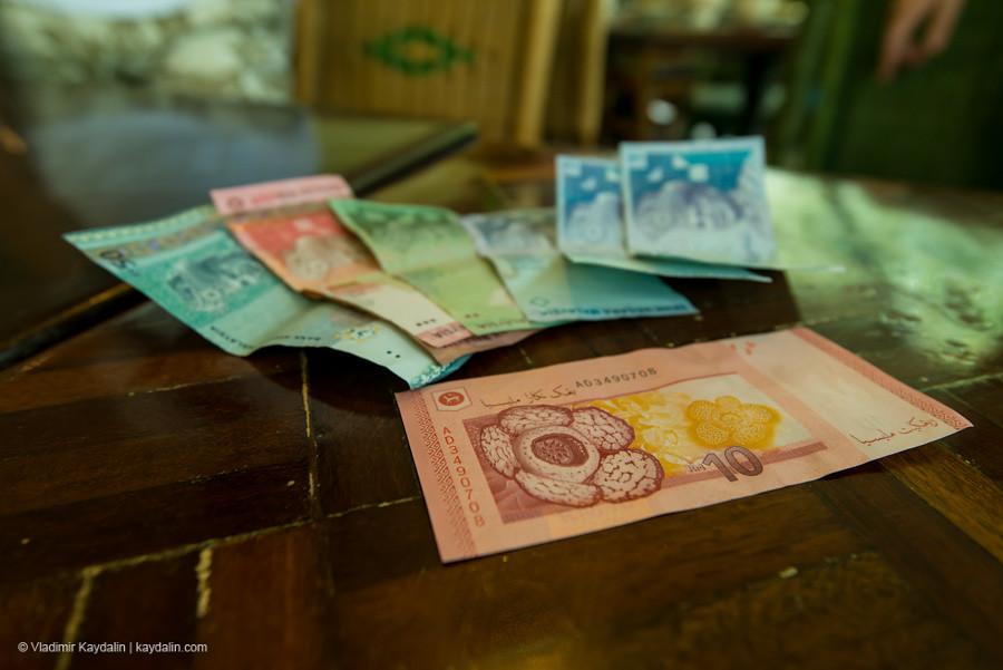 малазийские деньги