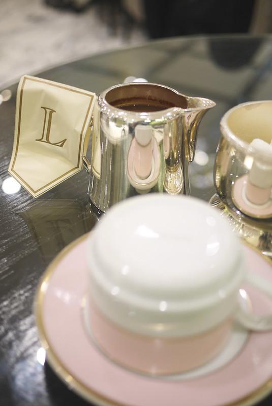 Tea Time at Laduree