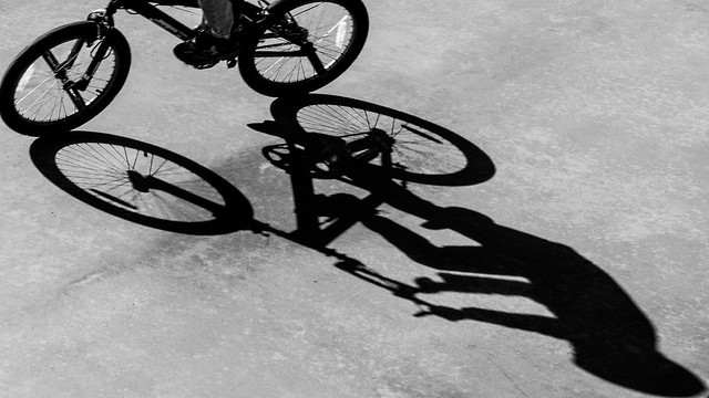 Bike Shadow