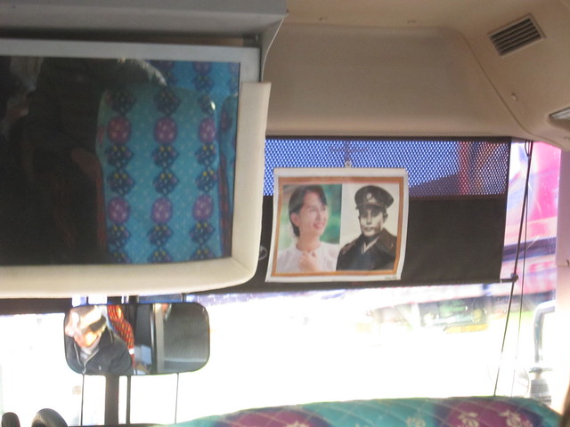 Aung San Family