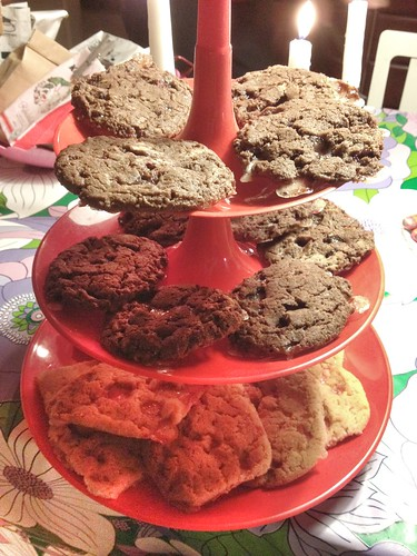 polka cookies