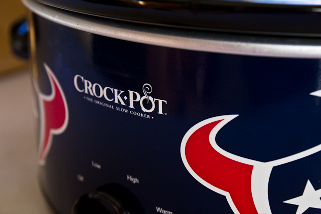 Houston Texans Crock-Pot