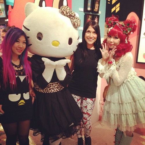 Hello Kitty, Hello Art! @ Openhouse Gallery in NYC by Christian Lau