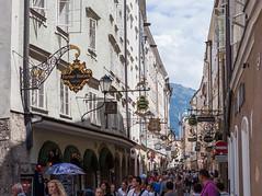 Salzburg shop signs no. 2