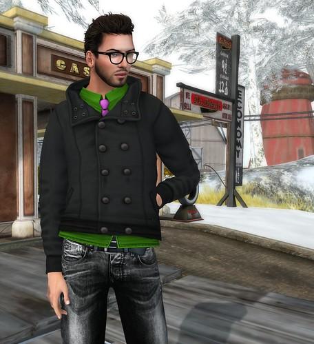 Razorblade Jacket - Freshman Jacket