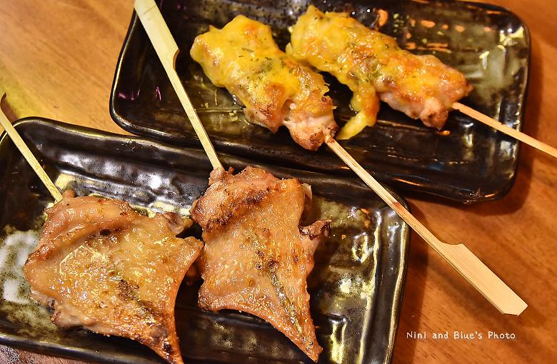 台中燒烤店小二居酒屋菜單28