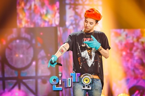 Big Bang - SBS Inkigayo - 10may2015 - SBS - 17