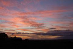 244-365 Sunset Sky