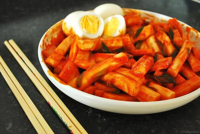 Popular Korean Street Food