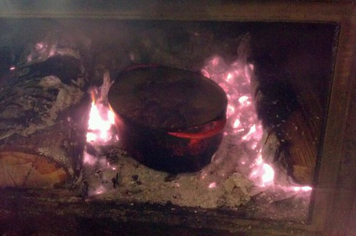 Dinner's in The Fire #lovecdnbeef