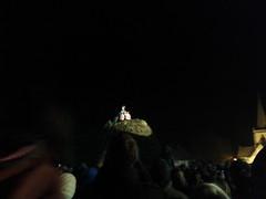 Brockham bonfire 2012