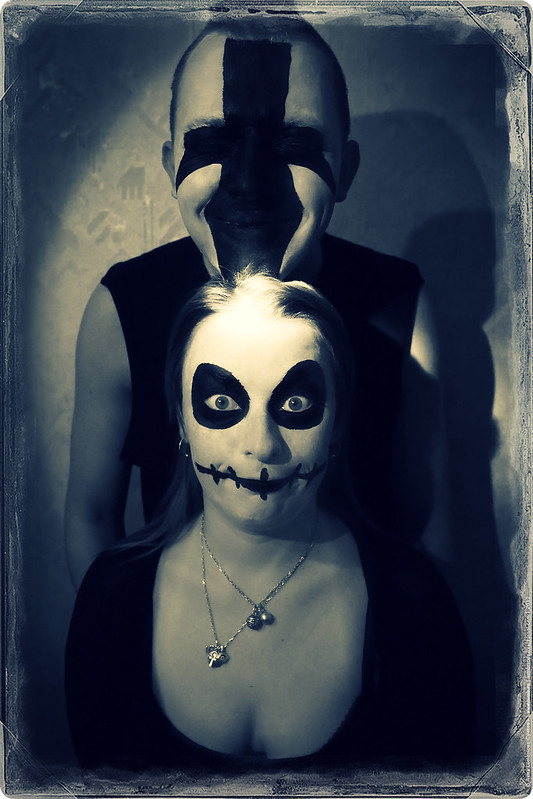 Mad Scary Haloween '12