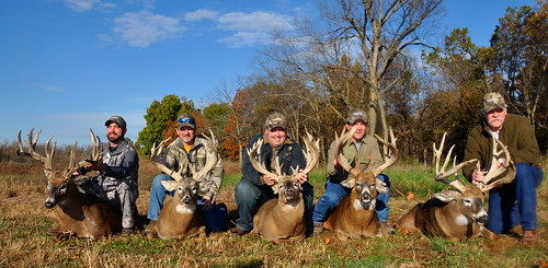 2012 Whitetail Deer Hunting Corporate