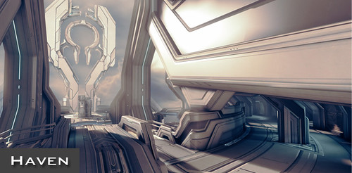 Halo 4 Haven Map Strategy Guide