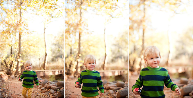 Family Photos in Sedona 10/28/12