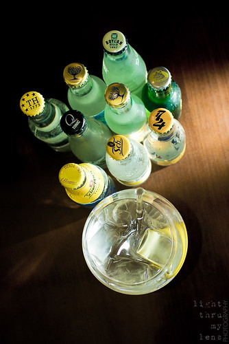 gin & tonics (2/III)