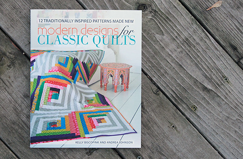 Modern Designs for Classic Quilts Blog Hop