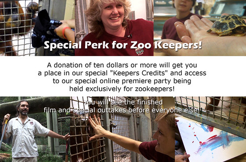 Special perk for Keepers