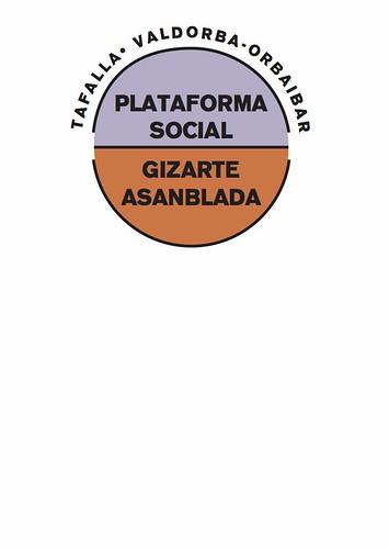 LOGO Tafalla plataforma social