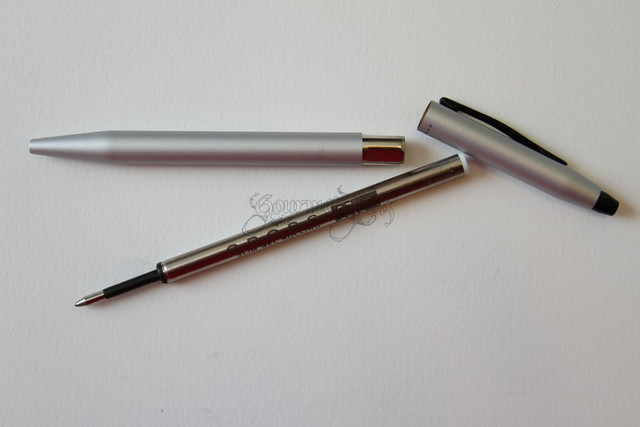 Cross Click Pen