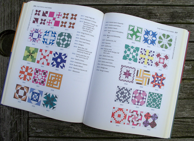 5500 Quilt block designs by Maggie Malone Flickr - Photo Sharing!