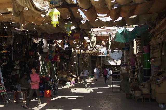 336 - Mercado de Aswan
