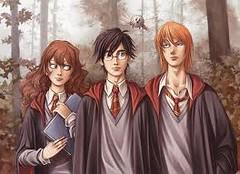 Harry Potter - Golden Trio