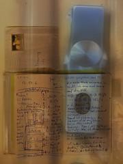 Last Conversation - Through the Locked Up Door -- Parts of Memory Minutes