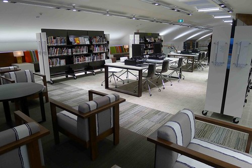 New Katoomba Library