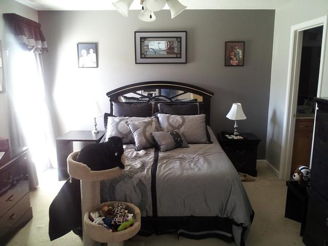 Master Bedroom - After 2