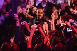 Alicia Keys , Rita Ora , Pitbull , Kim Kardashian and more at the 2012 MTV EMAS
