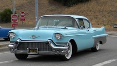 1957 Cadillac Series 60 Fleetwood 'JNR 622' 1