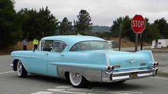 1957 Cadillac Series 60 Fleetwood 'JNR 622' 3