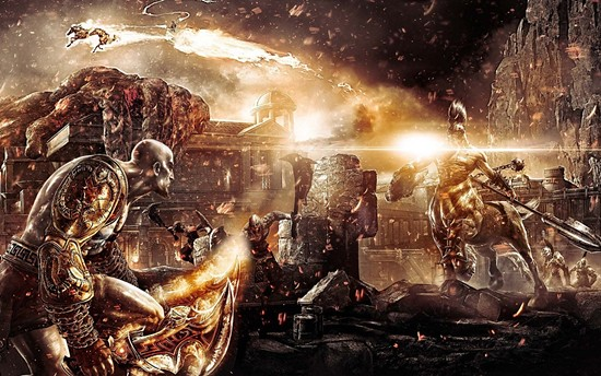 Sony Libera Segundo Trailer de God of War: Ascension