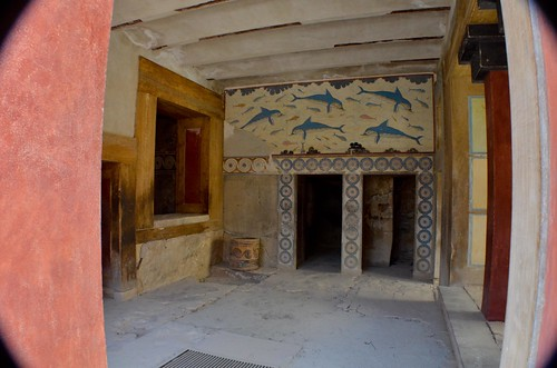 Knossos, Home of the Minotaur