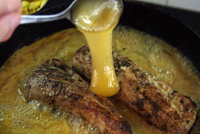 Solomillo en Salsa de Cítricos 148