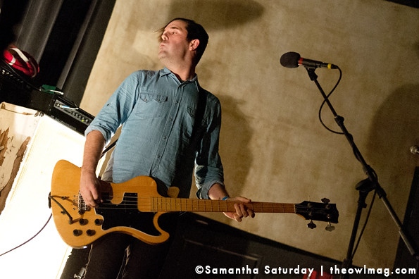 Metz @ Constellation Room, Santa Ana 11/09/2012