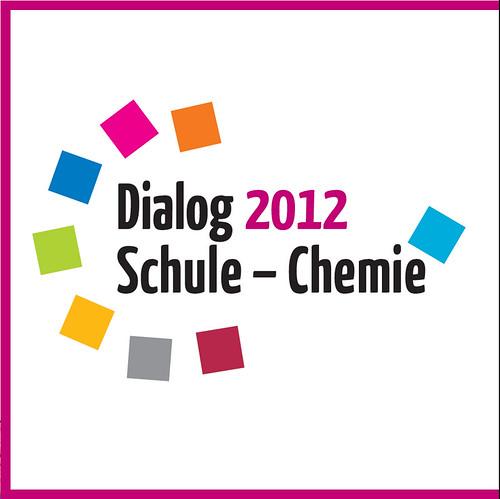 """Auszeichnung """"Dialog Schule - Chemie 2012"""""""
