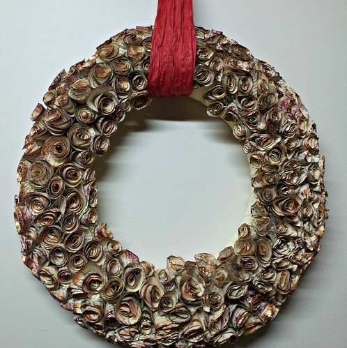 spiral-rose-book-page-wreath
