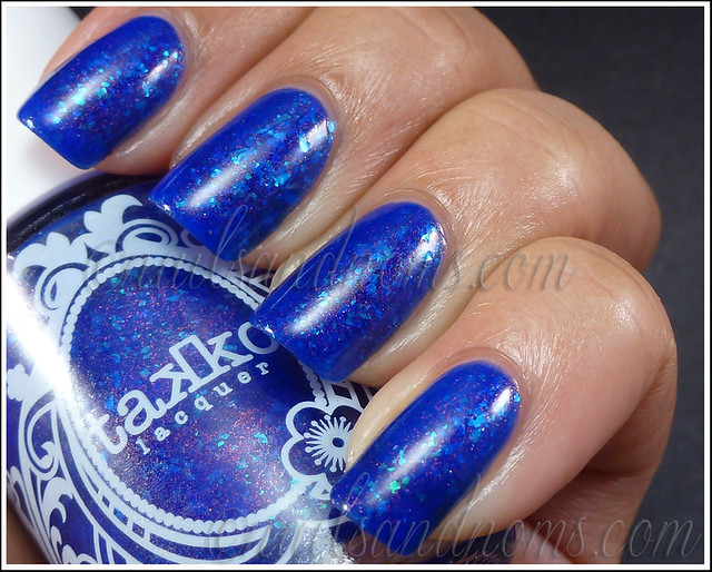 Takko Lacquer - We're All Mad Here 5