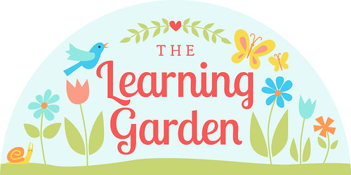 The Learning Garden logo